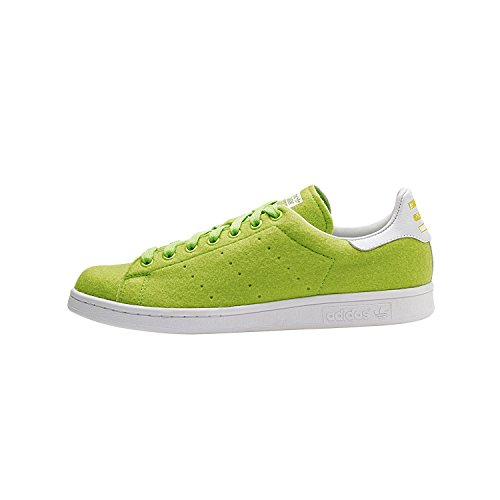 Scarpe Adidas - Stan Smith Pharrell Williams Tns Neon Verde/Bianco 43 1/3