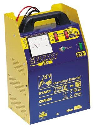 Kombiniertes KFZ Starthilfe und Batterieladegerät