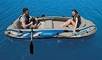 Hot Sale Intex Excursion 5 Boat Set
