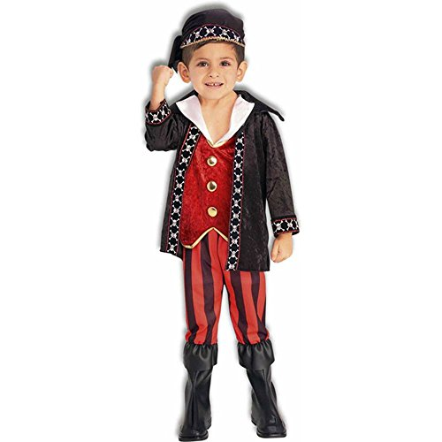 Lil Buccaneer Toddler Costume