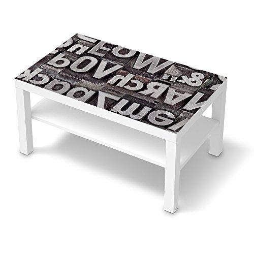 Dekor-Folie-fr-IKEA-Lack-Tisch-90x55-cm-Mbeldekor-Klebesticker-Tapete-Folie-Mbel-folieren-kreativ-einrichten-Jugendzimmer-Wohnaccessoires-Design-Motiv-Alphabet
