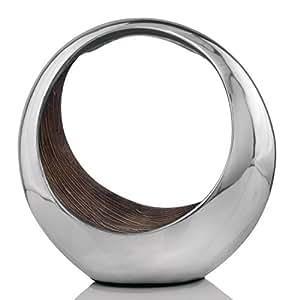 Amazon.com: Modern Day Accents Anillo Ring 2-Tone