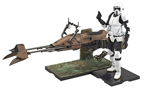 Star Wars 1/12 / Scout/Trooper & speeder/bike