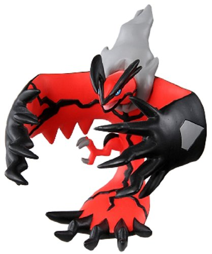 Takaratomy pokemon Monster Collection Figure HP_02 Yveltal - 1
