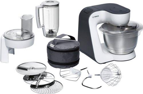 Details for Bosch 3.9 Litre 700 Watt Styline Kitchen Machine