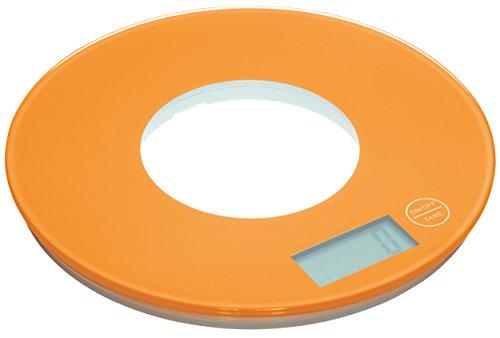 Kitchencraft Colourworks Balance de cuisine électronique Orange