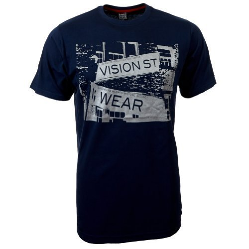 Vision Street Wear Street T-Shirt , insignia blue