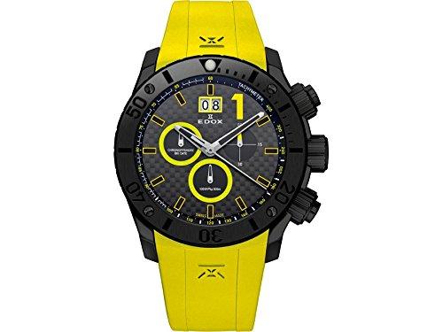 Edox Class-1 reloj hombre Chronoffshore Big Date 10020 37N NJ2