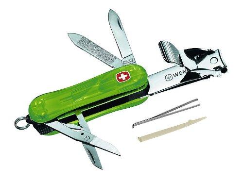 wenger-nail-clip-navaja-de-acampada-tamano-65-mm-color-verde