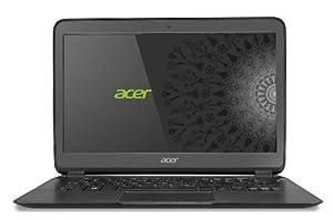 Acer Aspire S5-391-6495 13.3-Inch Ultrabook (1.8 GHz Intel Core i5-3337U Processor, 4GB DDR3, 128GB SSD, Windows 8) Black