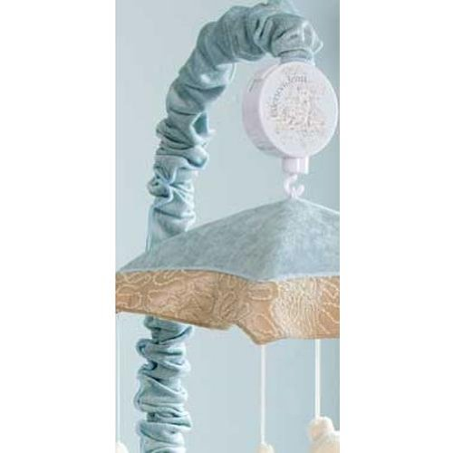 Glenna Jean Central Park Mobile Arm Cover, Blue, 53""