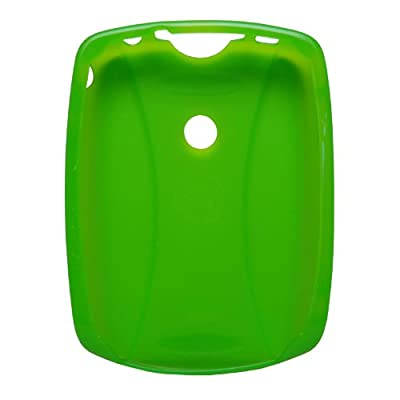 LeapFrog LeapPad2 Gel Skin, Green (Works with all LeapPad2/2P and LeapPad1 tablets) from LeapFrog