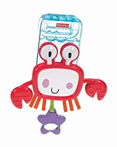 Fisher-Price Discover & Grow Peek-a-boo Playard Crab