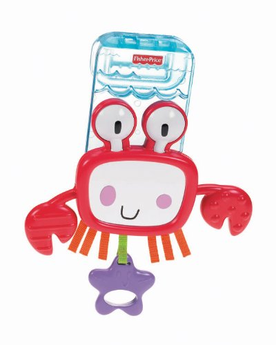 Fisher-Price Discover & Grow Peek-a-boo Playard Crab (Discontinued by Manufacturer) (Discontinued by Manufacturer)