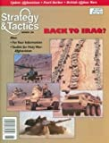 DG: Strategy & Tactics Magazine #208, with Back to Iraq Board Game, 3rd Edition