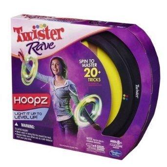Twister Rave Hoopz Game (Light Up)