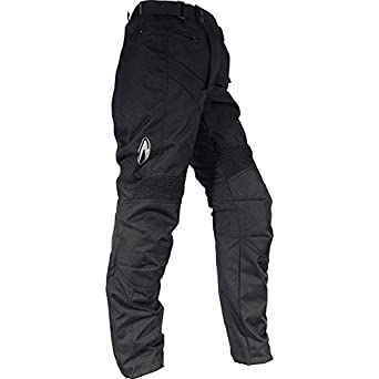 Richa Everest Pantalons Hommes Moto Moto | Black