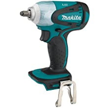 Makita BTW253Z 18-Volt LXT Lithium-Ion Cordless 3/8-Inch Impact Wrench (Tool Only, No Battery)