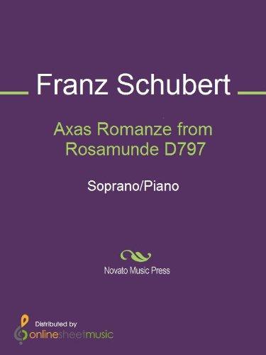axas-romanze-from-rosamunde-d797-score