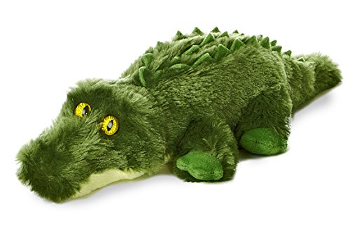 Aurora Plush Gotcha Alligator Mini Flopsie 8""