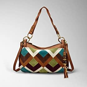 Fossil Fifty-Four Willow Multi Hobo