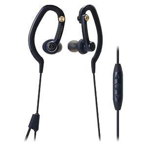 audio-technica 防水仕様 インナーイヤーヘッドホン ATH-CKP200