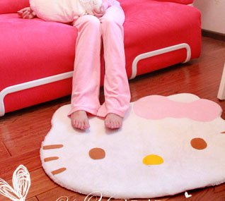 Redecorate A Child's Room With Cartoons Like Hello Kitty