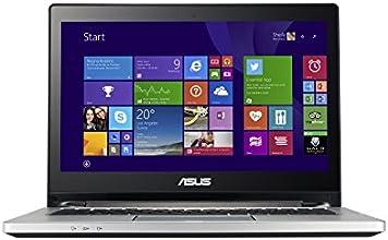 """Asus TP300LA-DW178H PC Portable 2-en-1 tactile 13,3"""" Argent (Intel Core i3, 4 Go de RAM, Disque dur 500 Go, Mise à jour Windows 10 gratuite)"""