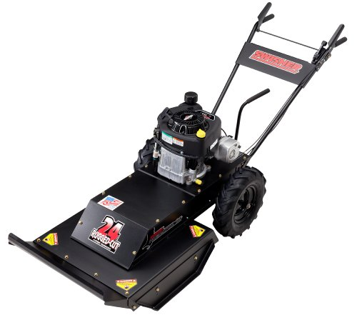 Swisher WB11524BS Predator 24-Inch Walk Behind Rough Cut Mower image