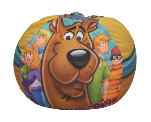 Warner Brothers Scooby Doo Paws Kids Bean Bag, Scooby Doo Paws