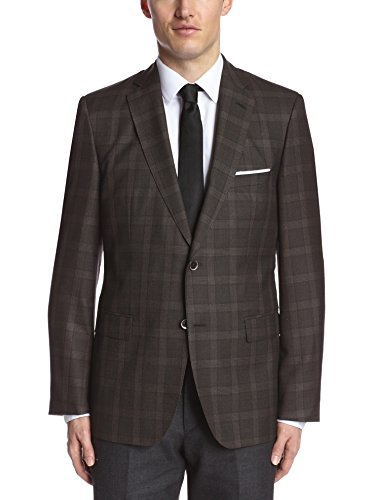 Hugo Boss Men's Check Sportcoat