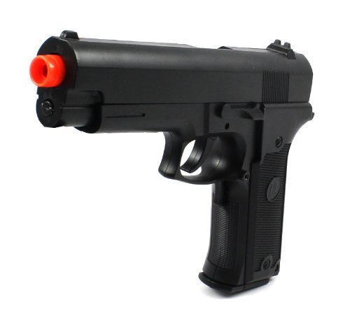 Special Ops Electric Blowback Airsoft Pistol Full Auto & Semi Auto Fps-180 Aep Automatic Electric Gun