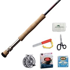 Redington Predator Fly Fishing Rod and Delta Reel Outfit-9wt 9ft 4pc (990-4) by Redington