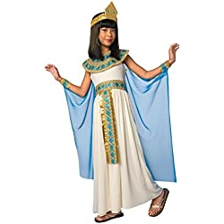 Toy Island Girls Child Cleopatra Costume, Medium/Size 8-10