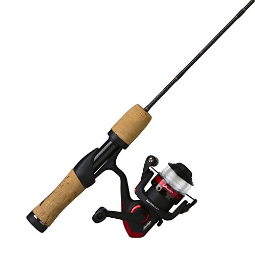 Best straight in line ice fishing reels cases and rod for New ice fishing gear 2017