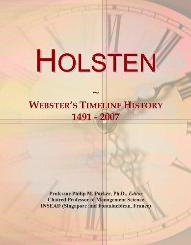 holsten-websters-timeline-history-1491-2007