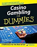 img - for Kevin Blackwood: Casino Gambling for Dummies (Paperback); 2006 Edition book / textbook / text book