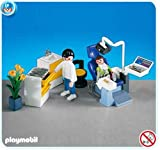 PLAYMOBIL 7778 - Dentiste/patient/cabinet