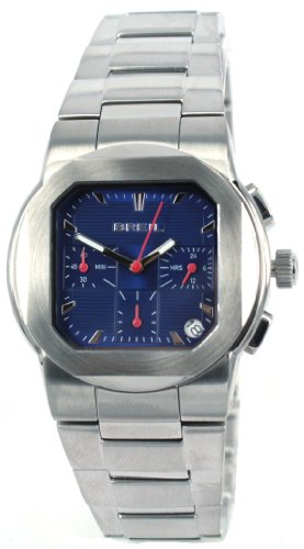 Breil Unisex Watch TW0590 With Blue Dial And Bracelet