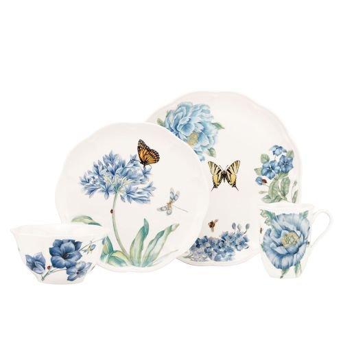 Lenox Butterfly Meadow Blue 4-Piece Place Setting