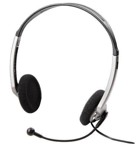 bazoo Mara Stereo Headset silber