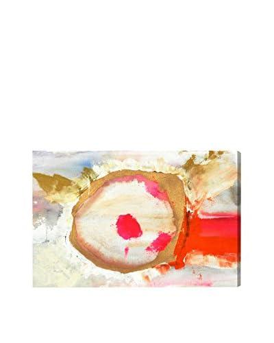 "Oliver Gal ""Iris"" Canvas Art"