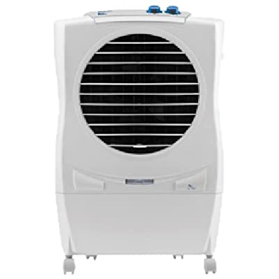 Symphony Ice Cube 6.5/8.5 kg, 105 Watts Air Cooler (White)