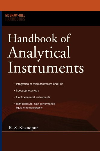 Handbook Of Analytical Instruments (Professional Engineering)