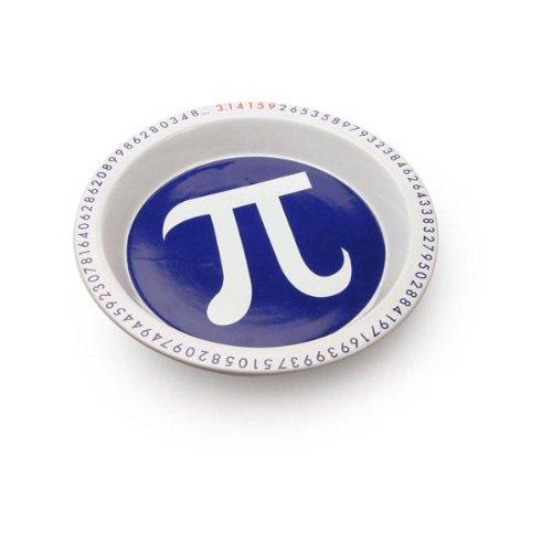 The Pi Dish - Stoneware Funny Pie Plate