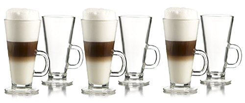 Irish Coffee Mug Tall Boy Set of 6 (Irish Coffee Set compare prices)
