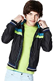 Limited Neon Zip Through Jacket with Stormwear™