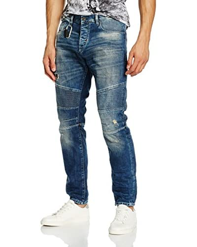 Antony Morato Vaquero Carrot Haley Azul Denim