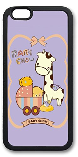 Iphone 6 Cases - New Best Rubber Bumper Black Covers Baby Show