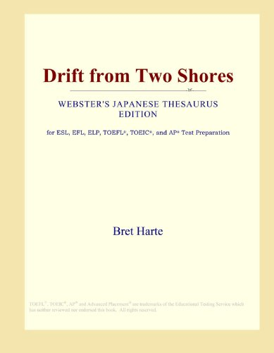 Drift from Two Shores (Webster's Japanese Thesaurus Edition)